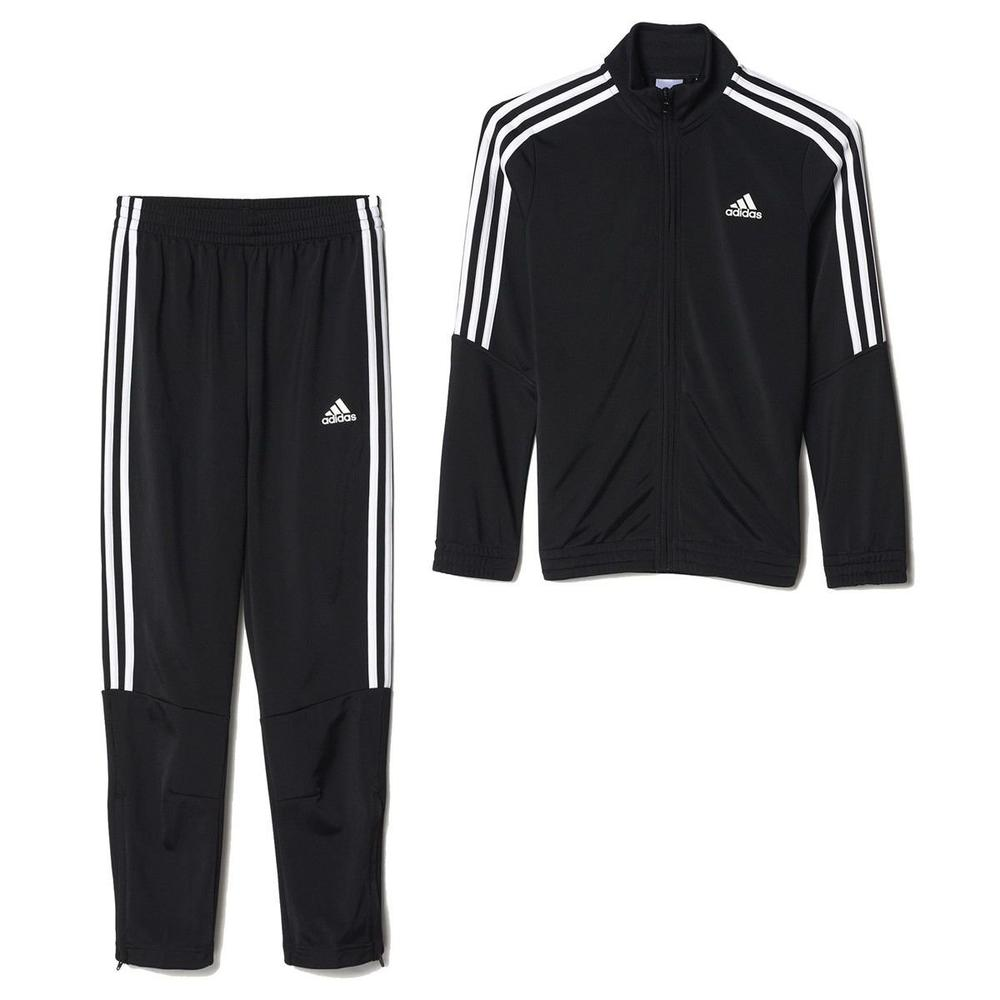 Abandonar Conmemorativo Ejecutante  Adidas BJ8460 YB Tıro Siyah Çocuk Eşofman Takımı Fiyatları