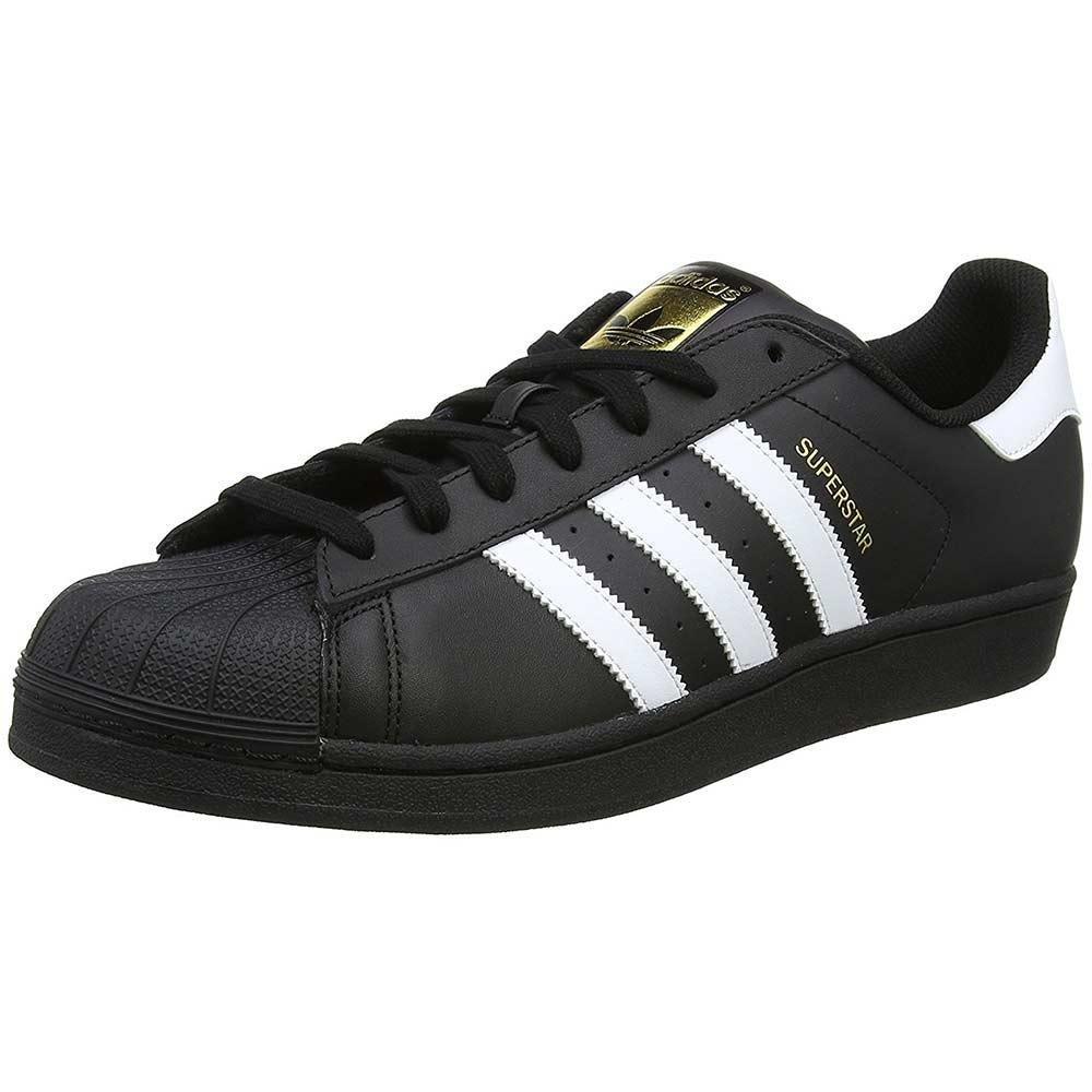 Adidas B27140 Superstar Foundation Erkek Günlük Spor Ayakkabı Siyah