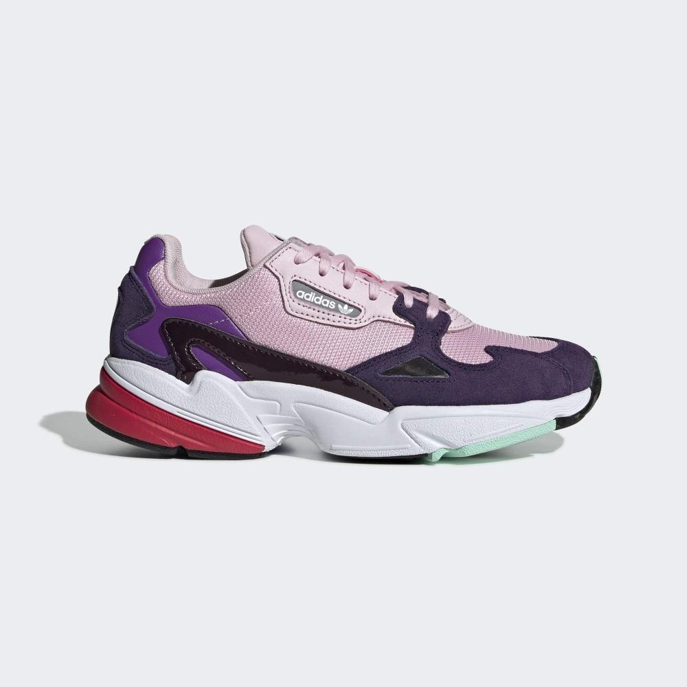 d5733815b En Ucuz Adidas Falcon W Mor Kadın Spor Ayakkabı Fiyatları