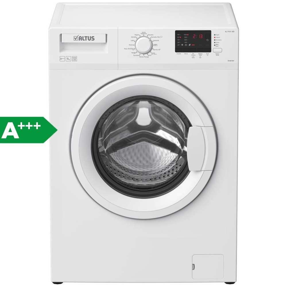 Altus AL 9101 MD A+++ 9 kg Çamaşır Makinesi Fiyatları
