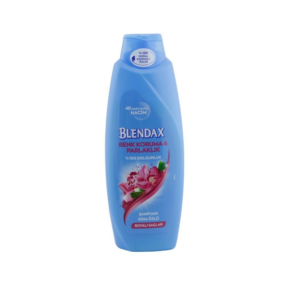 Blendax Kına Özlü Boyalı Saçlar İçin 550 ml Şampuan Fiyatları