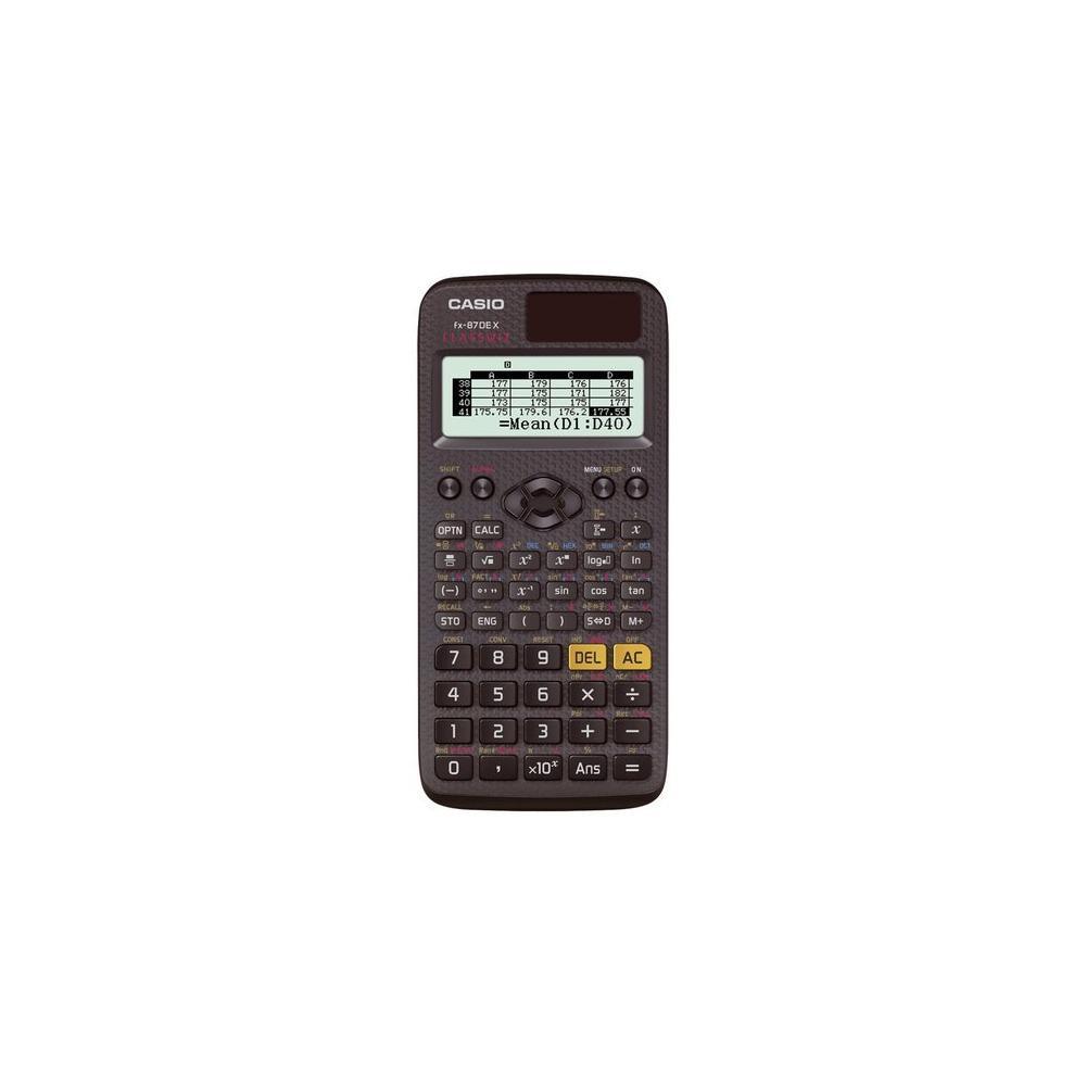Casio FX-87DE X Siyah Hesap Makinesi Fiyatları