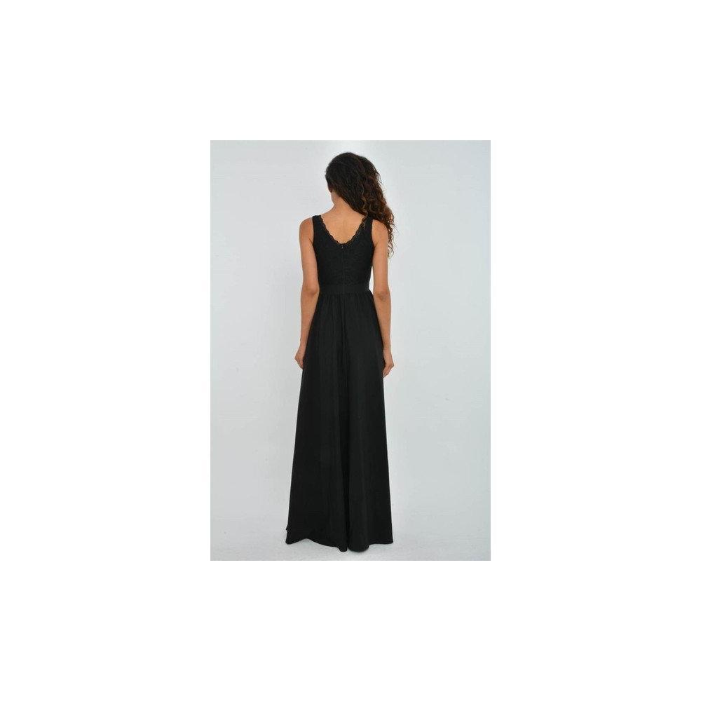 2cce0cebac947 En Ucuz Espenica 3854-1 Hannelore Pudra Kadın Abiye Elbise Fiyatları