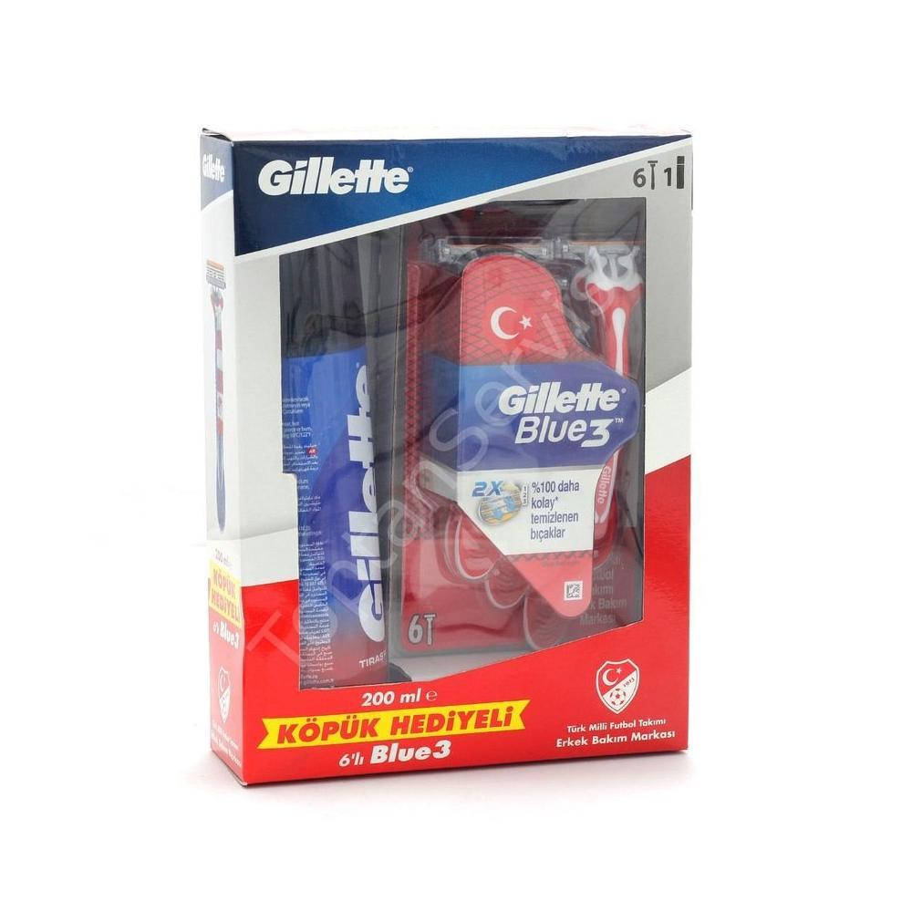 5332618e824d7 Gillette Blue 3 Fiyat ve Modelleri