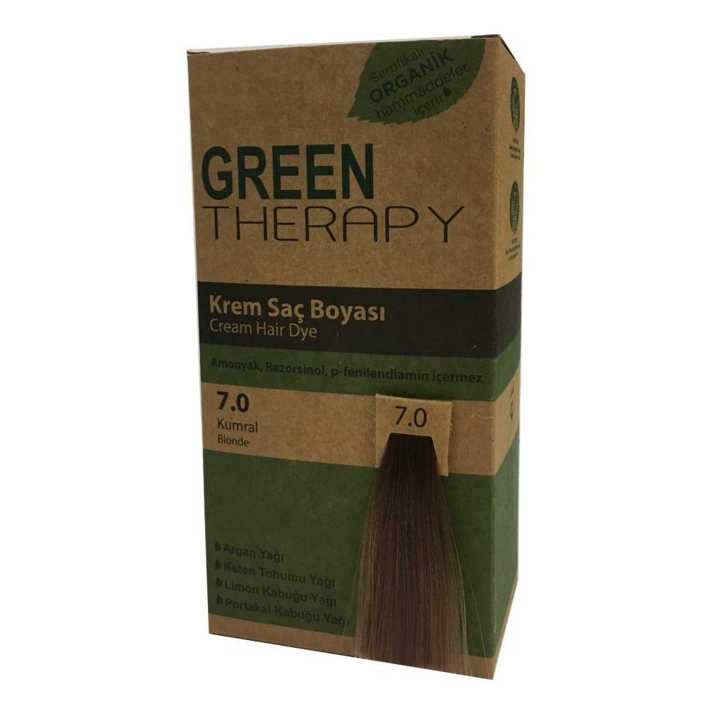 Green Therapy 7 0 Kumral Krem Sac Boyasi Fiyatlari