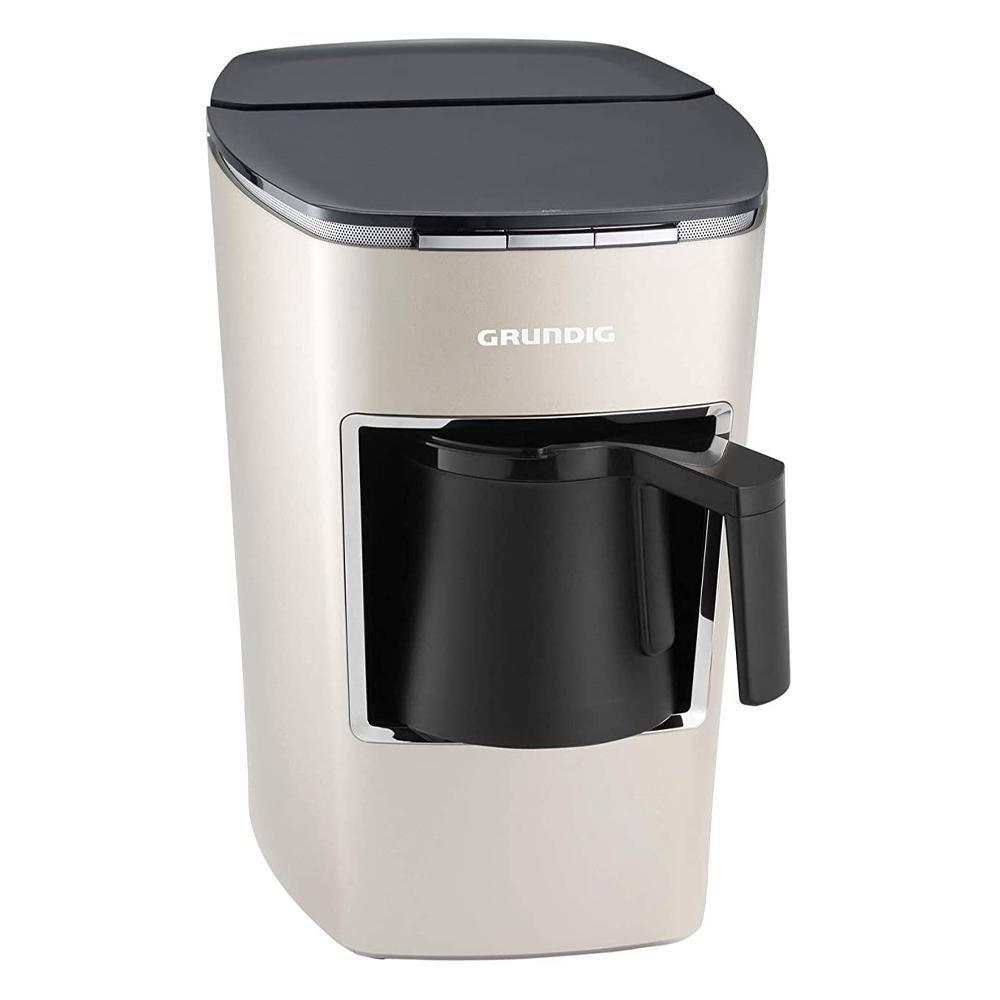 Grundıg TKM-8720 1100 ml SU Hazneli Kahve Makinesi Krem Fiyatları