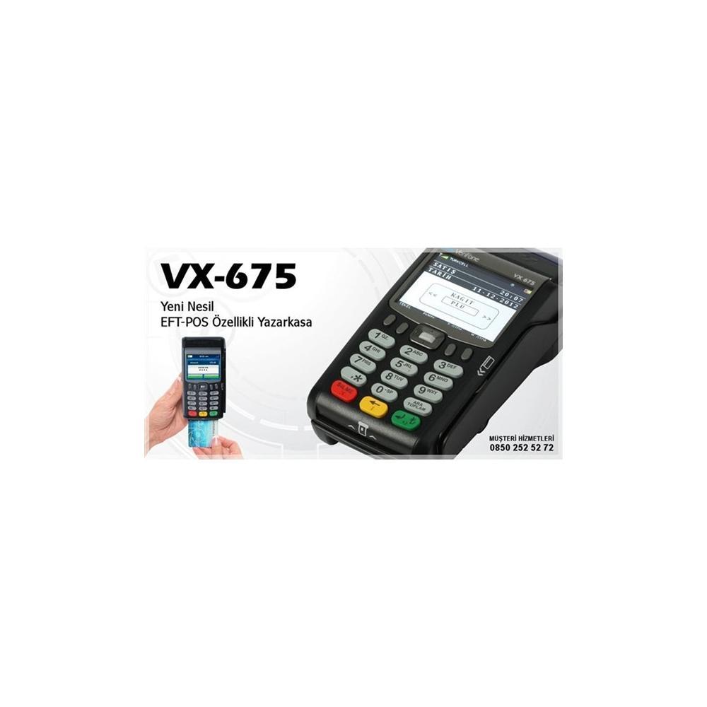 Hugin VX-675 Yazarkasa