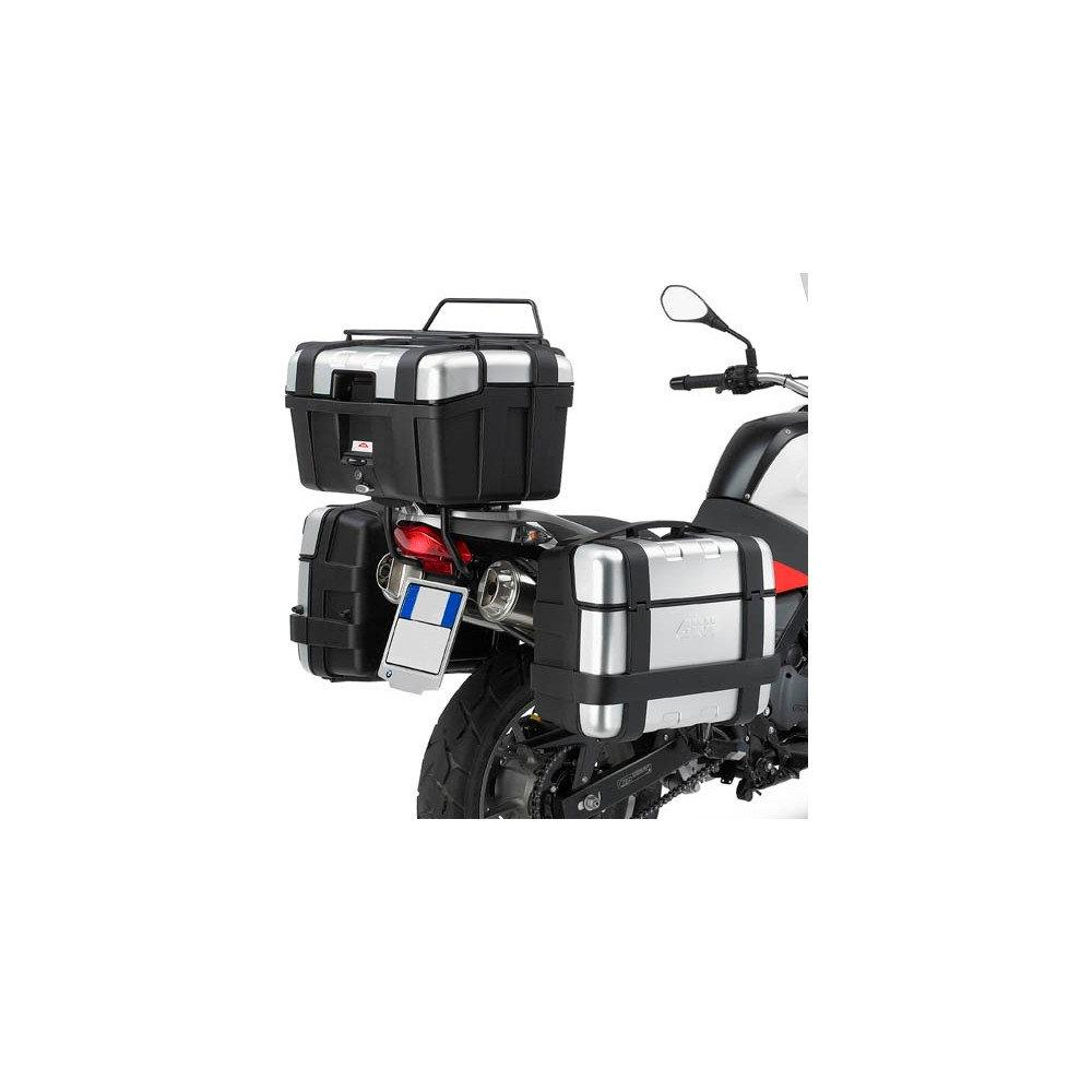 278c34ffe6af0 En Ucuz Kappa KL188 BMW F650GS - G650GS - F650GS Dakar 00-15 Motosiklet Yan  Çanta Taşıyıcı Fiyatları
