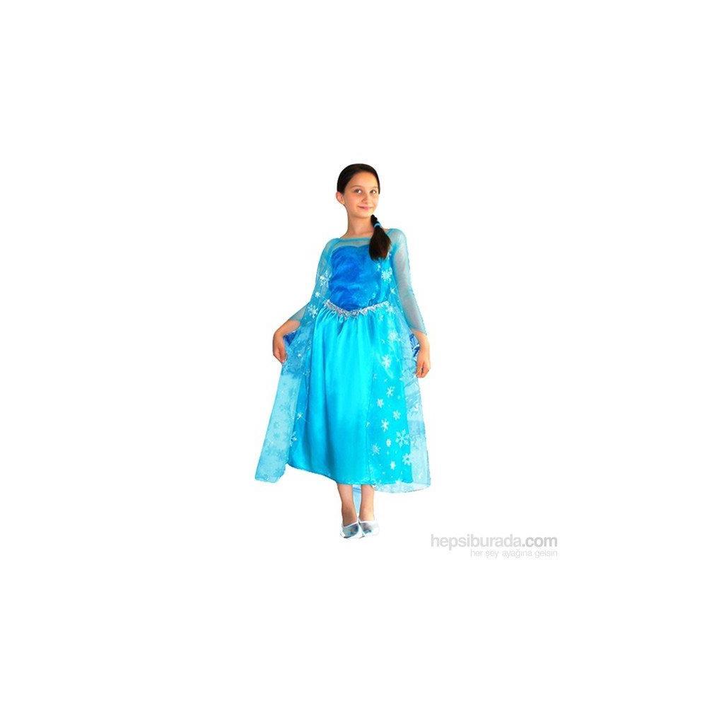 e72c0110b9385 Elsa Kostümü Fiyat ve Modelleri