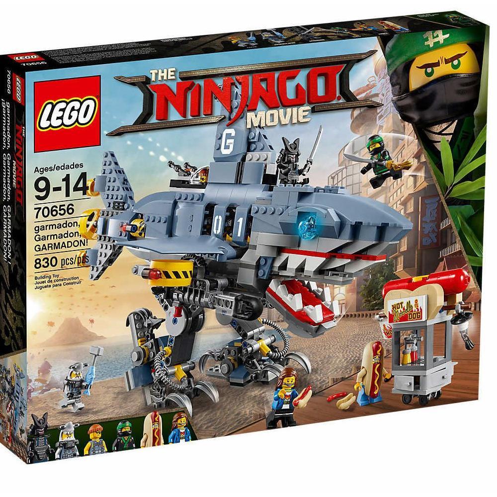 GARMADON SKULKIN Lego  NINJAGO LEGACY Minifiguren: LASHA mit Waffen
