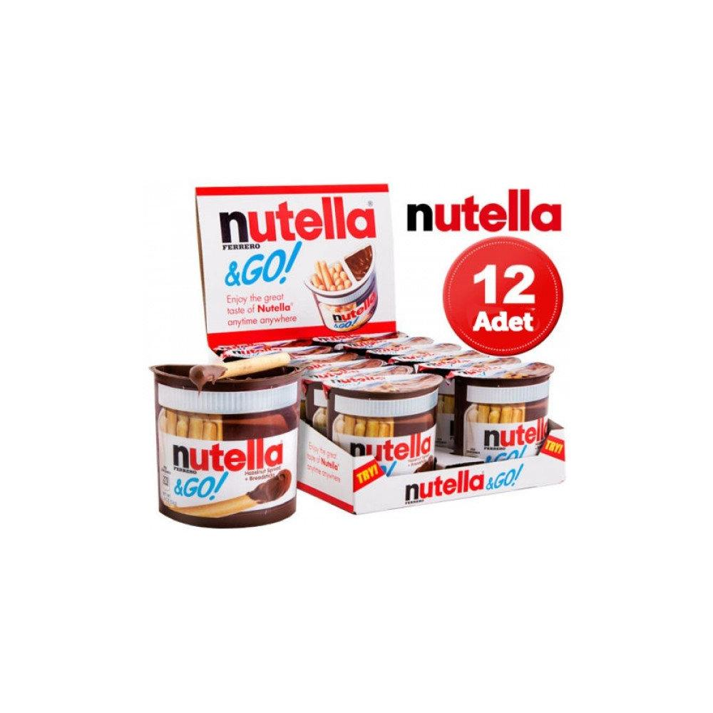 Nutella Go Fiyatlar Box Of 12