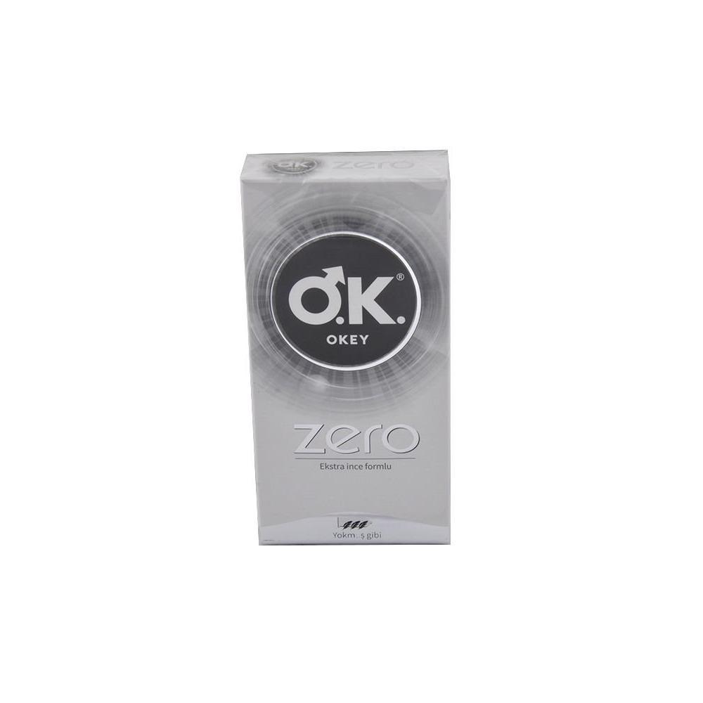 Okey Zero 10 Lu Prezervatif