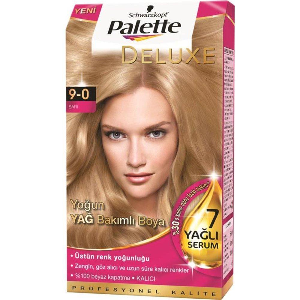 0fe8741ae3 En Ucuz Palette 9.0 Sarı Deluxe Saç Boyası Fiyatları