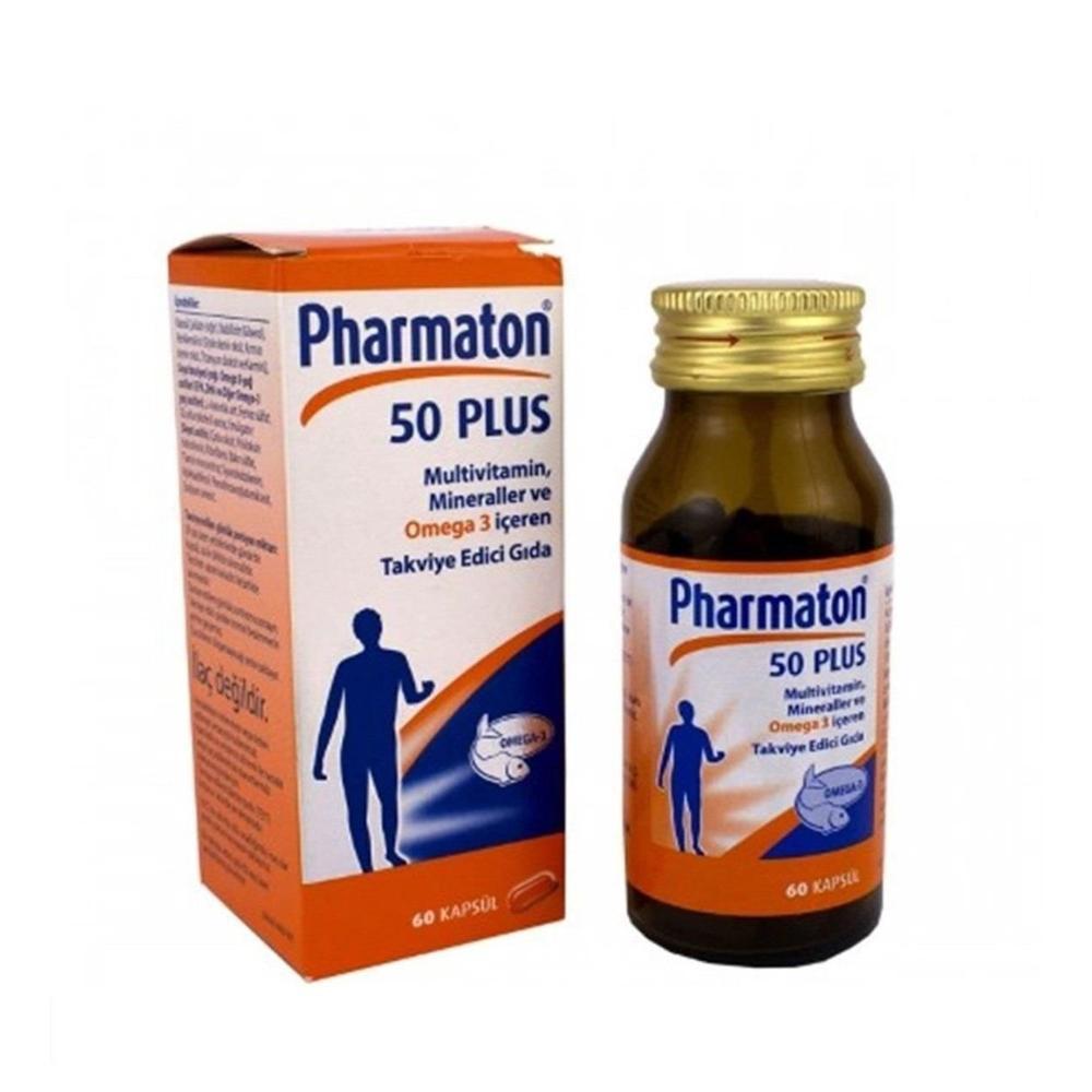 pharmaton 50 plus yorumları