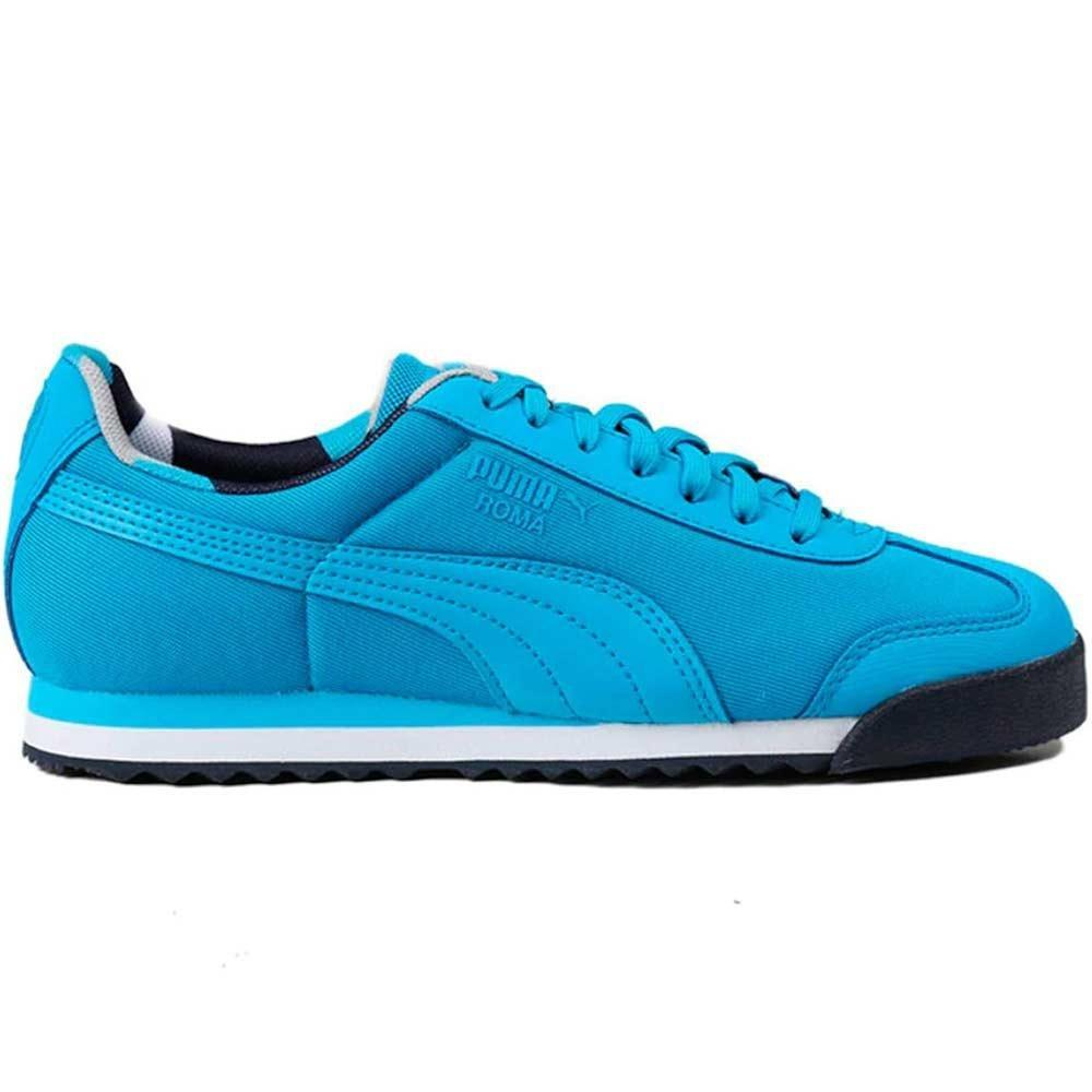 67809aa8a88fd En Ucuz Puma 362484-03 Roma Erkek Günlük Spor Ayakkabı Mavi Fiyatları
