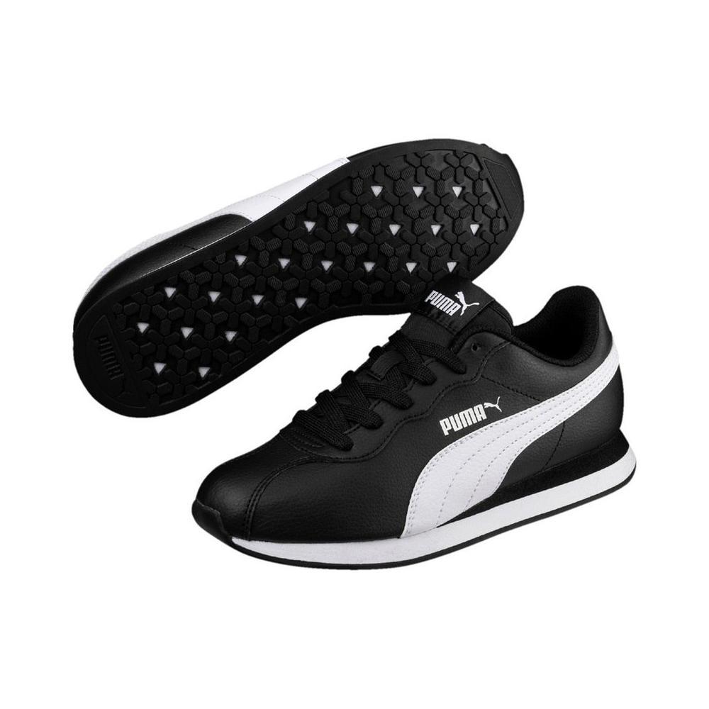 Puma 366773 01 Turin Ii Puma Black White Kadin Spor Ayakkabi Fiyatlari