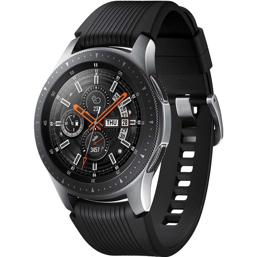 Samsung Galaxy SM-R800 Gear Watch Nabız Ölçer GPS Bluetooth 4.2 Akıllı Saat  Gümüş Fiyatları