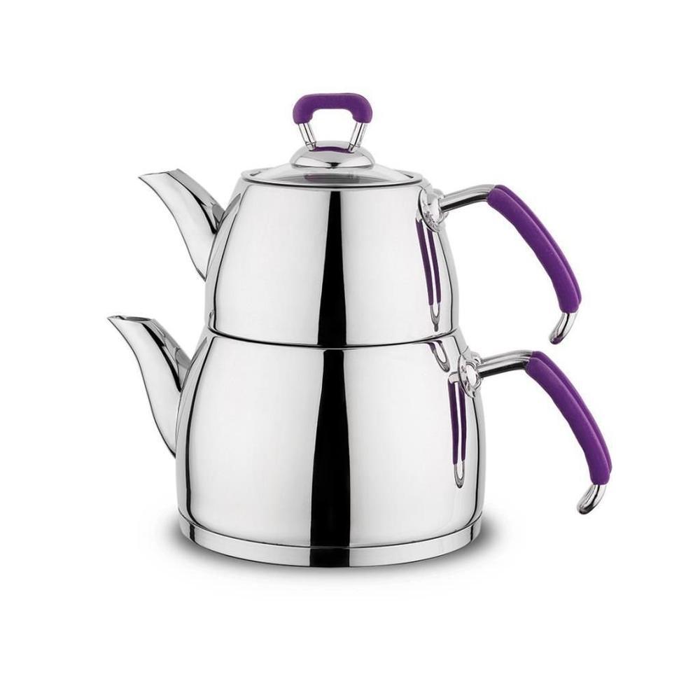 Çelik çaydanlık nasıl parlatılır