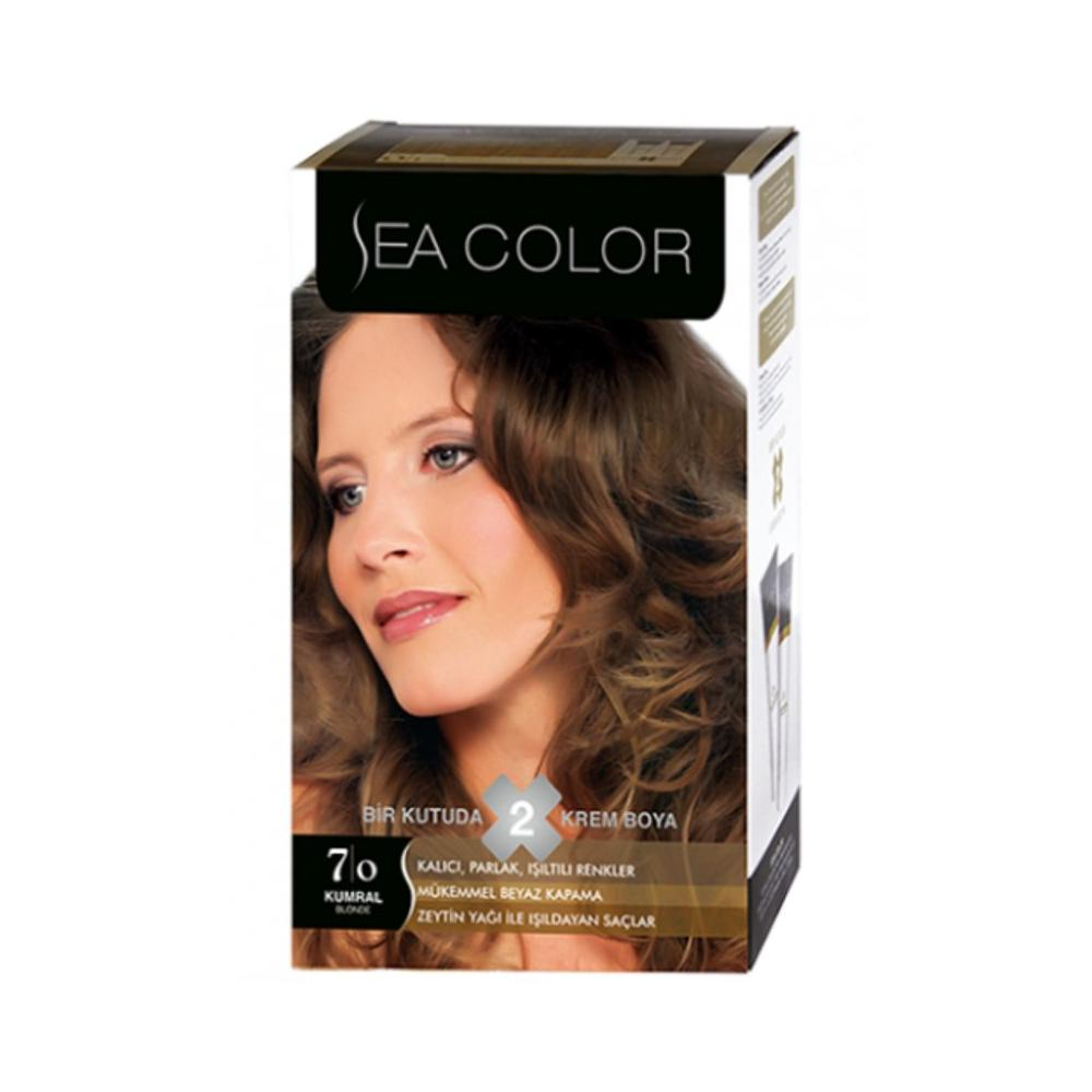 Sea Color 7 0 Kumral Sac Boyasi Fiyatlari