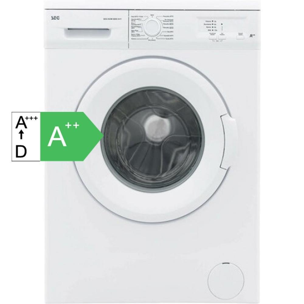 SEG SCM-5800 A++ 5 kg Çamaşır Makinesi Fiyatları