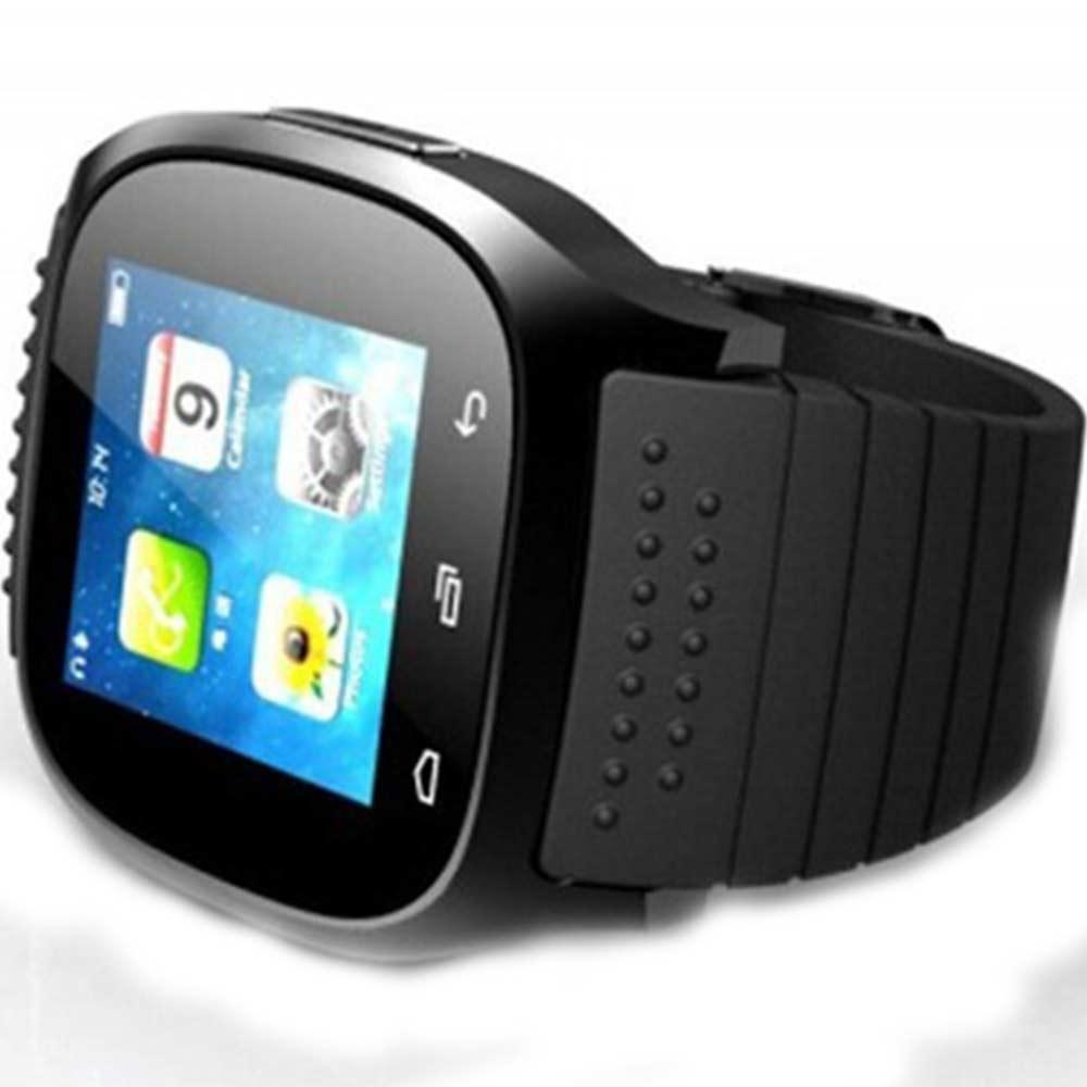 Smart Watch M26 Siyah Akıllı Saat Fiyatları