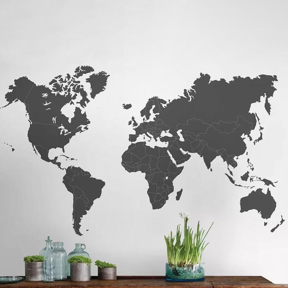 Dünya Haritası Fiyatları