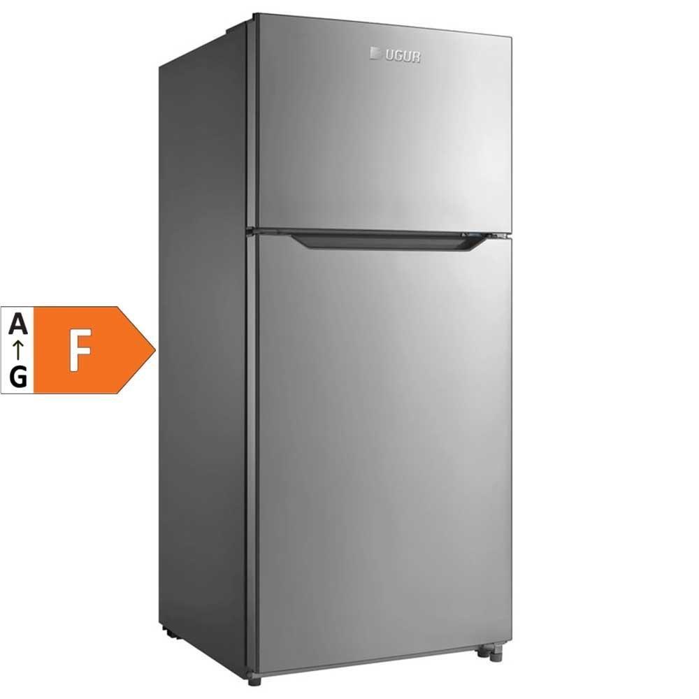 Uğur UES 535 D2K NFI F Enerji Sınıfı 450 lt Çift Kapılı Üstten Donduruculu  Buzdolabı Inox Fiyatları
