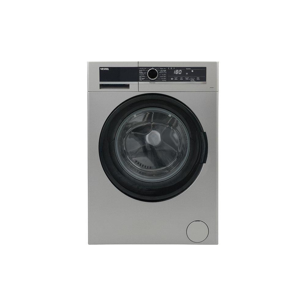 Vestel CMI 9812-G A +++ Sınıfı 9 Kg Yıkama 1200 Devir Çamaşır Makinesi Inox  Fiyatları