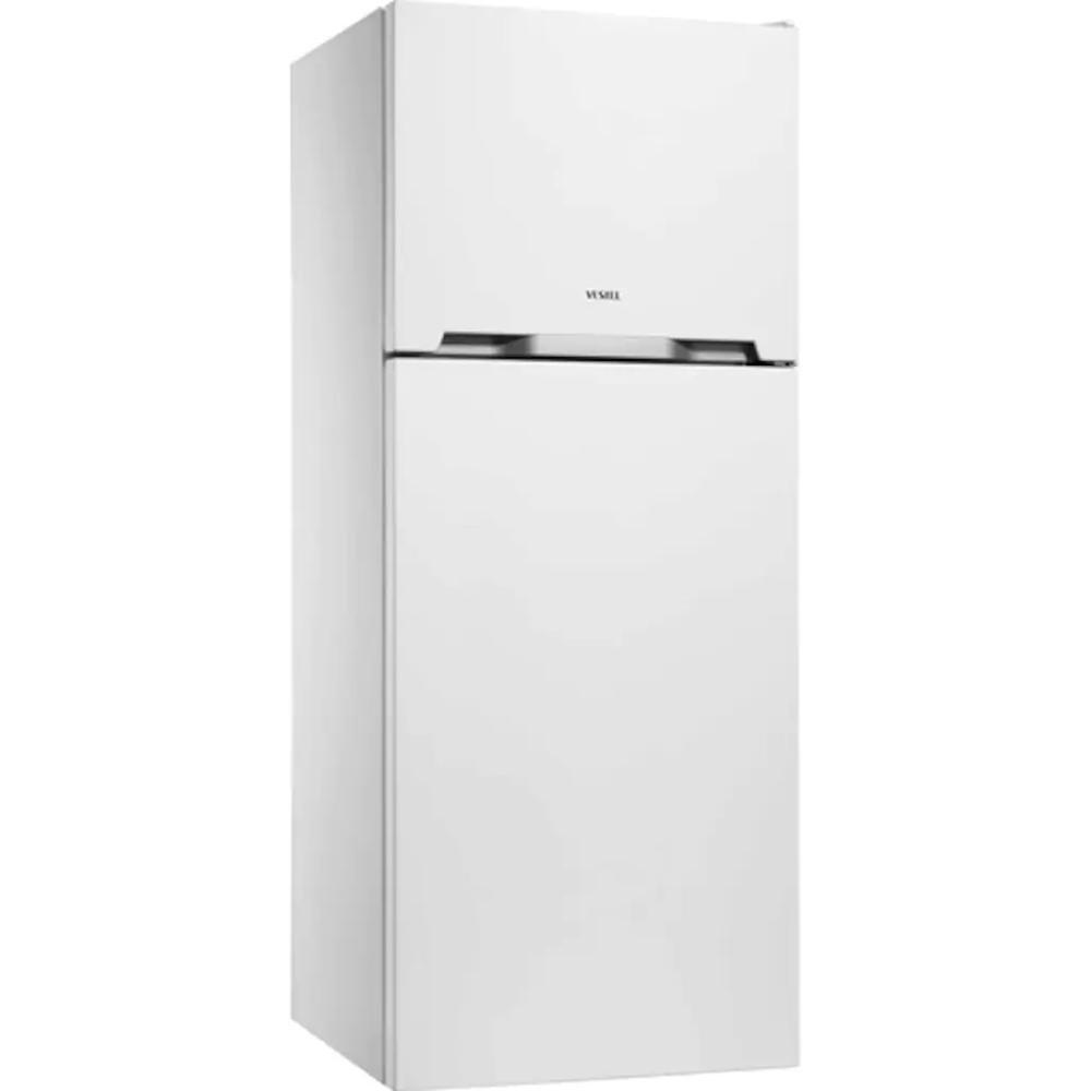 Vestel NF480 A+ 432 Lt Çift Kapılı Buzdolabı İnox Fiyatları