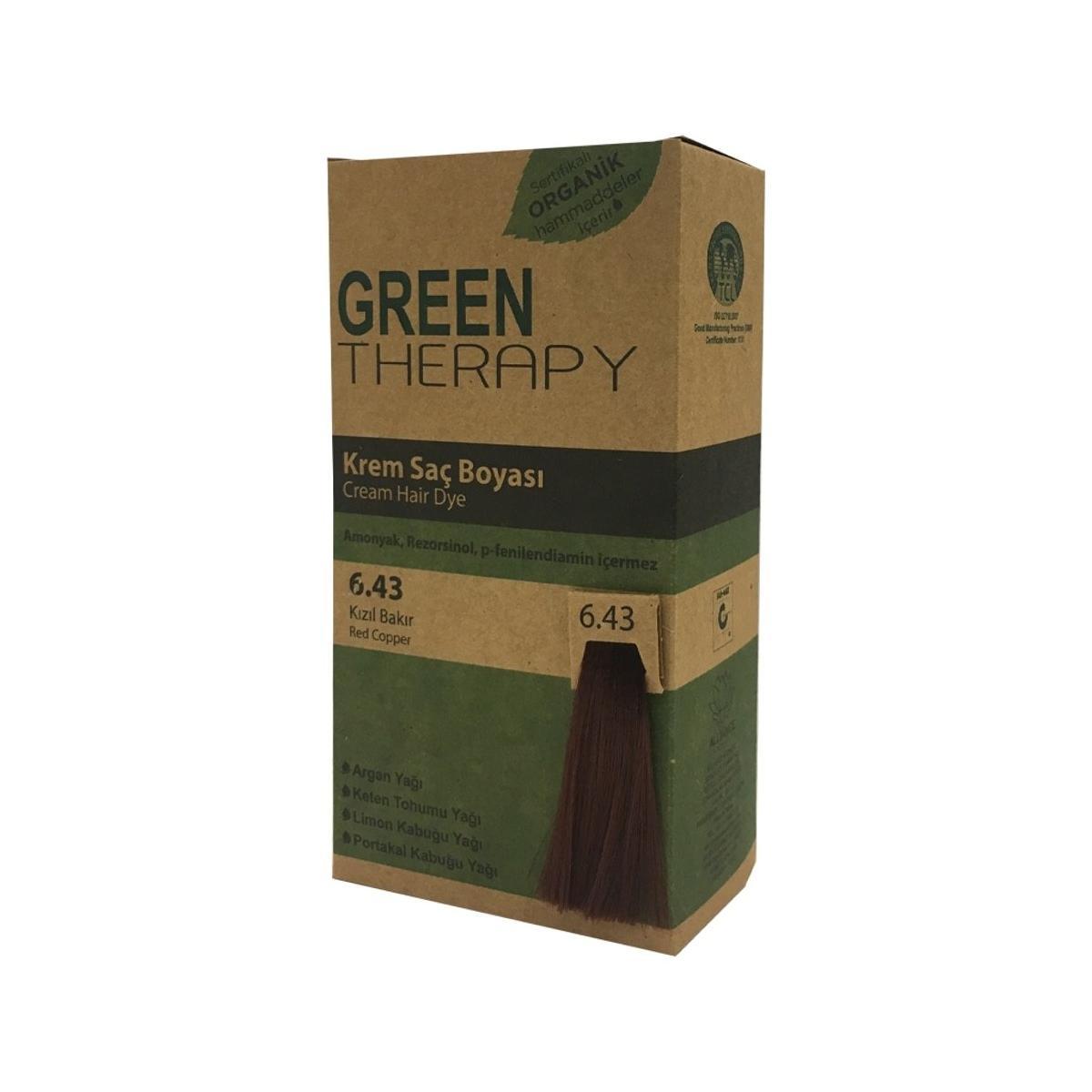 Green Therapy Sac Boyasi Fiyatlari