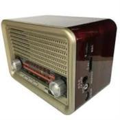 Everton RT-302 Bluetooth USB/SD/FM/AUX Nostalji Müzik Kutusu