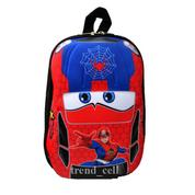 6eb3bfbde97a5 Anaokulu Çocuk Sırt Çanta Okul Çantası Spider Kahraman Çizgi Film 4 5 6 7  Yaş 5D