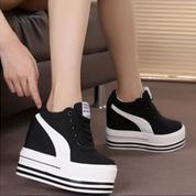 492f38aa893bd Bayan İçten Gizli Dolgu Topuk Spor Ayakkabı 2019 Yeni Tasarım Ayakkabı  Modelleri Fırsatta
