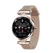 c4a4682cce0e5 H1 Bayan Akıllı Saat Su Geçirmez Bluetooth Özellikli Şık saat