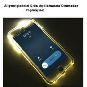 ba55e6a255354 İphone 6 6S 6 Plus 6S Plus 7 7 Plus Led Flash Işıklı Kılıf TOPTAN