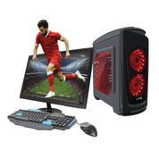 99d96245d032f Ryzen3 1200 8GB Ram 1TB Hdd 3GB GTX1060 Ekran Kartı 21,5 Monitörlü Masaüstü  Bilgisayar