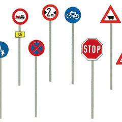 Trafik Isaretleri Fiyatlari
