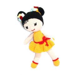 Sold Amigurumi emzikli bebek oyuncak oyuncaklarim kendim örüp satıyorum in  Ankara - letgo | 240x240