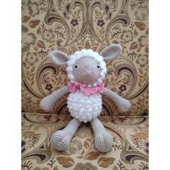 Örgü amigurumi tavşan. 35 cm Fiyati 40 tl. . Örgü amigurumi ...   240x240