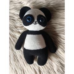 Ravelry: Amigurumi Oyuncak Panda Yapımı pattern by t_toyss | 240x240