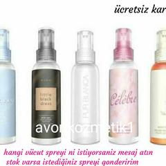 Avon Perceive Little Black Dress Pur Blanca Celebre İncandessence Parfümlü Vücut Spreyi 100 Ml 5