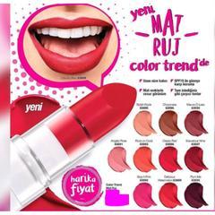 En Ucuz Avon Color Trend Mat Delicious Watermelon Ruj Fiyatları