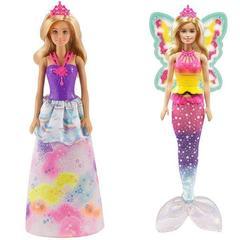 Barbie Sihirli Donusen Balerin Denizkizi Prenses Fiyatlari
