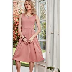 f65c0bf6adf43 En Ucuz Boutiquen 2097 Pudra Uzun Elbise Fiyatları