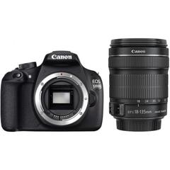 Canon EOS 1200D 18-135mm IS Lens DSLR Fotoğraf Makinesi