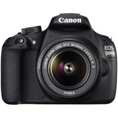 Canon EOS 1200D 18-55mm IS II Lens DSLR Fotoğraf Makinesi