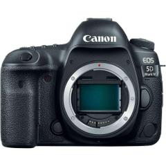 Canon EOS 5D Mark IV Body DSLR 30.4 MP Fotoğraf Makinesi
