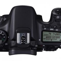 Canon EOS 70D 18-200mm IS Lens DSLR Fotoğraf Makinesi