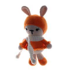 Amigurumi Crochet Teddy Bear (Sevimli Ayı) Pattern Yapılışı   240x240