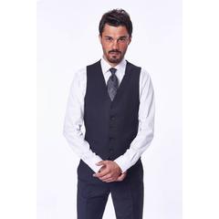e8d93d13f70eb En Ucuz Dufy DU2999201002 Siyah Takım Elbise Fiyatları